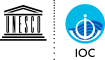 Intergovernmental Oceanographic Commission logo